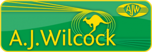 A-J-Wilcock-New-logo-yellow